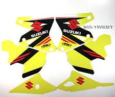 Factory Effex EVO 14 Graphics Suzuki DRZ400 01 02 03 04 05 08 10 11 13 14 15 17