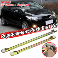 For Mazda 2 2003-2007 Replacement Wiper Motor Linkage Push Rod Kit Sets
