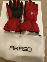 AKASO 3M Thinsulate High Breathable Winter Waterproof Snow Ski Gloves
