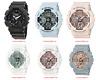 Casio G-Shock White Ana-Digi Watch GMAS120MF Series Watches
