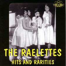 THE RAELETTES - Hits and Rarities - Great Soul CD