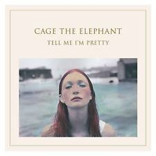 Cage The Elephant Tell Me I'm Pretty Vinyl LP 2015 (10 Tracks) &