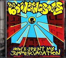 THE BOUNCING SOULS: How I Spent My Summer Vacation- 2001 Punk Rock CD