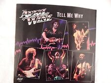 "APRIL WINE ""Tell Me Why"" PICTURE SLEEVE! BRAND NEW! ONLY COPY ON eBAY!"