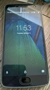 Motorola G5 Plus 64GB (Unlocked) Smartphone - Lunar Gray