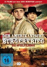 Der Amerikanische Bürgerkrieg [3 Filme auf 2 DVDs/NEU/OVP]