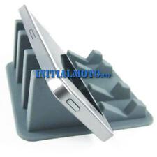 Gray Car DashBoard Mobile Phone Dash Mount Stand Holder Anti Slip Pad Cradle Mat
