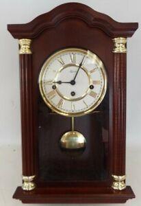 HERMLE Wall Clock Key Wound Mechanism With Pendulum Regulator - L26