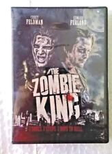 The Zombie King  (DVD,2016)