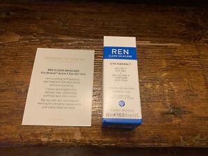 REN Clean Skincare Face Vita Mineral Active 7 Eye Gel 15ml / 0.5 fl.oz.