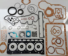 Kubota V3800 Engine Gasket & Seal Kit, TPC-74553