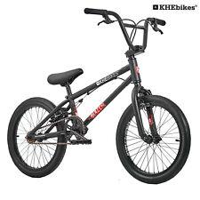 KHE BMX Fahrrad BLAZE 18 Zoll schwarz Affix 360° Rotor nur 10,2kg