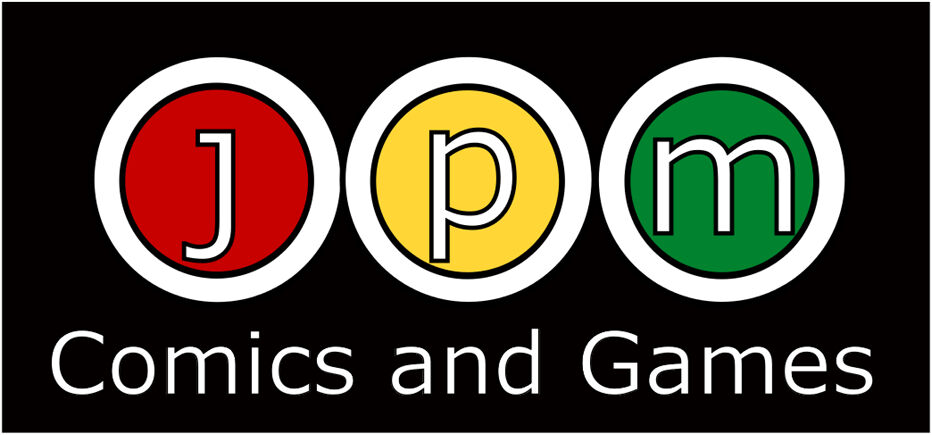 JPM Comics and Games