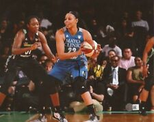 Plenette Pierson signed Minnesota Lynx 8x10 photo autographed