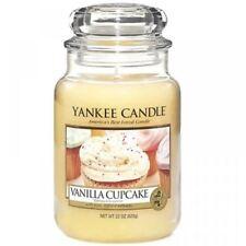 Bougies et chauffe-plats de décoration intérieure Yankee Candle paraffine vanille