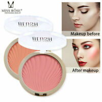 MISS ROSE 6 Farben Monochrome Rouge Exquisite Puder Makeup Blush Beauty U0X7