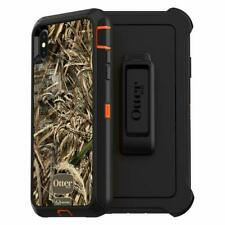 Otterbox Defender Series Case & Holster For Iphone Xs Max (Real Tree)