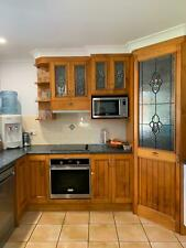 Complete timber Kitchen doors pantry cabinetry oven rangehood