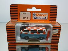 ROCO 1:87 - VOLKSWAGEN BUS MINITANKS  BUS 811   -  GOOD IN BOX