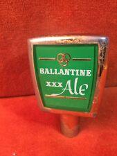 Vintage Ballantine Ale Beer Tap Knob