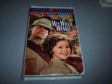 Shirley Temple- Wee Willie Winkle - VHS