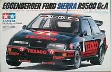EXTREMELY RARE 1/24 Tamiya Eggenberger Ford Sierra RS500 Gr A Model Kit Bausatz