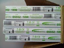 25x  BELL Lighting 18W 2 Feet 600mm T8 840 Cool White Fluorescent Tube 05552 G13