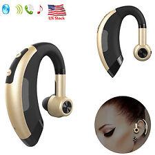 Ear Hook Bluetooth Headset Earphone Stereo Headphone For LG G5 G4 G3 iPhone 7 SE