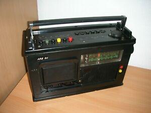 DDR RFT ARE 80 Stern Radio Armeerundfunkempfänger NVA