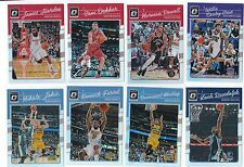 16/17 2016/17 Optic Holo Silver Prizm Refractor #86 Kenneth Faried Nuggets