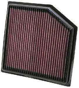 K&N Hi-Flow Performance Air Filter 33-2452 fits Toyota Rav 4 2.2 D4D 4x4 (XA40)