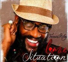 Tarrus Riley : Love Situation CD (2014) DigiPak