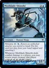 MISTBLADE SHINOBI Betrayers of Kamigawa MTG Blue Creature — Human Ninja Com