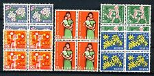 Flowers Mint Never Hinged/MNH Swiss Stamps