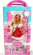 2012 Barbie Target Exclusive Holiday Sparkle Fashion Doll!