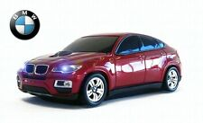 BMW X6 Wireless Car Mouse Red-Licensed-IDEAL FATHER'S DAY GIFT