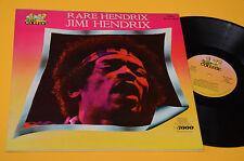 JIMI HENDRIX LP RARE HENDRIX ORIG ITALY 1975 NM TOP COLLECTOR