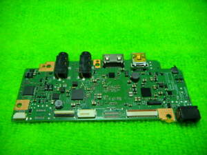 GENUINE CANON VIXIA HF R70 SYSTEM MAIN BOARD PARTS FOR REPAIR