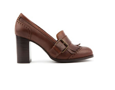 Jones Bootmaker Cache Court Shoes - Tan UK 5 EU 38 JS48 29