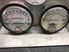 Dwyer Magnehelic Differential Pressure Gauge 2002C &nDwyer Magnehelic 1-10