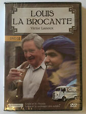 """DVD """"LOUIS LA BROCANTE Volume 11"""" 2 EPISODES Victor LANOUX neuf sous blister"""