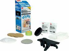 3M 39175 HEAVY DUTY HEADLIGHT RESTORATION KIT W/ QUICK CLEAR COAT UV PROTECTION