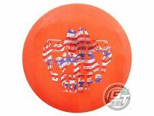 USED Dynamic Discs Lucid Felon 173g Orange Flag Foil Fairway Driver Golf Disc