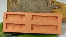 (L001) Forma de silicona para Cargas a granel de Vagones de mercancías, Escala N