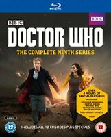 Doctor Who - The Complete Ninth Series [Blu-ray] [Region Free] [DVD][Region 2]