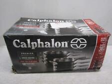 Calphalon Premier Space-Saving Hard Anodized Non-Stick 10-piece Cookware Set