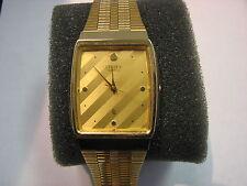 Citizen 4031- SO5502 SMW  Quartz  Collectible Watch