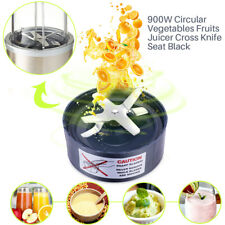 600W 900W Replacement Extraction 6 Blade For Nutribullet Nutri Bullet Blender