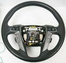 11 Honda Pilot Leather Steering Wheel Audio Cruise Controls OEM 78501-SZA-A91ZA