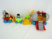 ELC Happyland Space bundle toys vehicles & figures N1